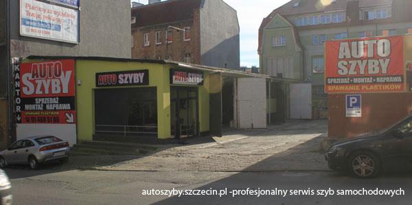 biuro auto szyby Szczecin ul.Jagiellonska 67B